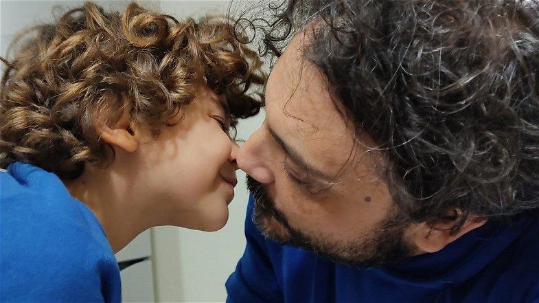 Domenico racconta l'autismo del figlio, facendone poesia