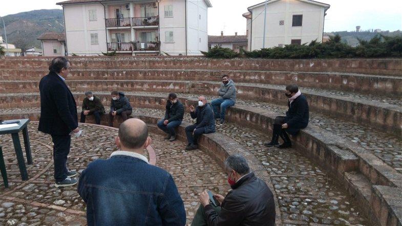 A Cassano Jonio si organizza il fronte pro Luigi De Magistris