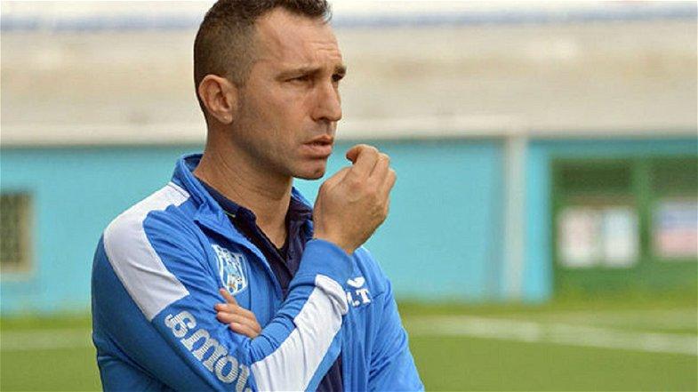 Il Castrovillari Calcio ha un nuovo allenatore: Nicola Terranova