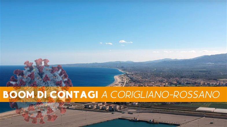 Corigliano-Rossano oggi conta 46 nuovi contagi mentre la terza ondata dilaga nella Sibaritide