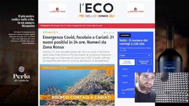 Il Caffè dell'Eco (Puntata 30) - Nella morsa del Covid-19