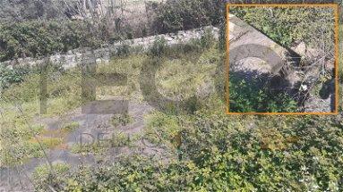 Un terreno agricolo distrutto dalla rete fognaria. La denuncia dei proprietari