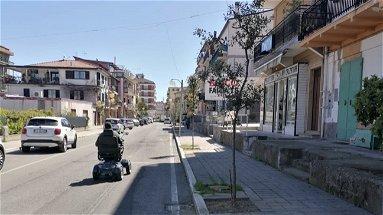 Crosia: rigenerazione urbana, piantumati nuovi alberi