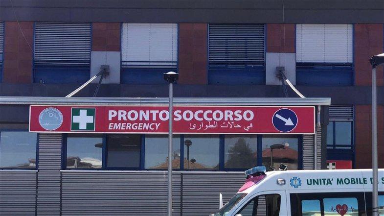 Ora la priorità è svuotare i pronto soccorso: verso l'attivazione di 90 posti letto covid