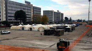 «L'Ospedale da campo a Vaglio Lise diventi un hub di emergenza per dare respiro all'Annunziata»
