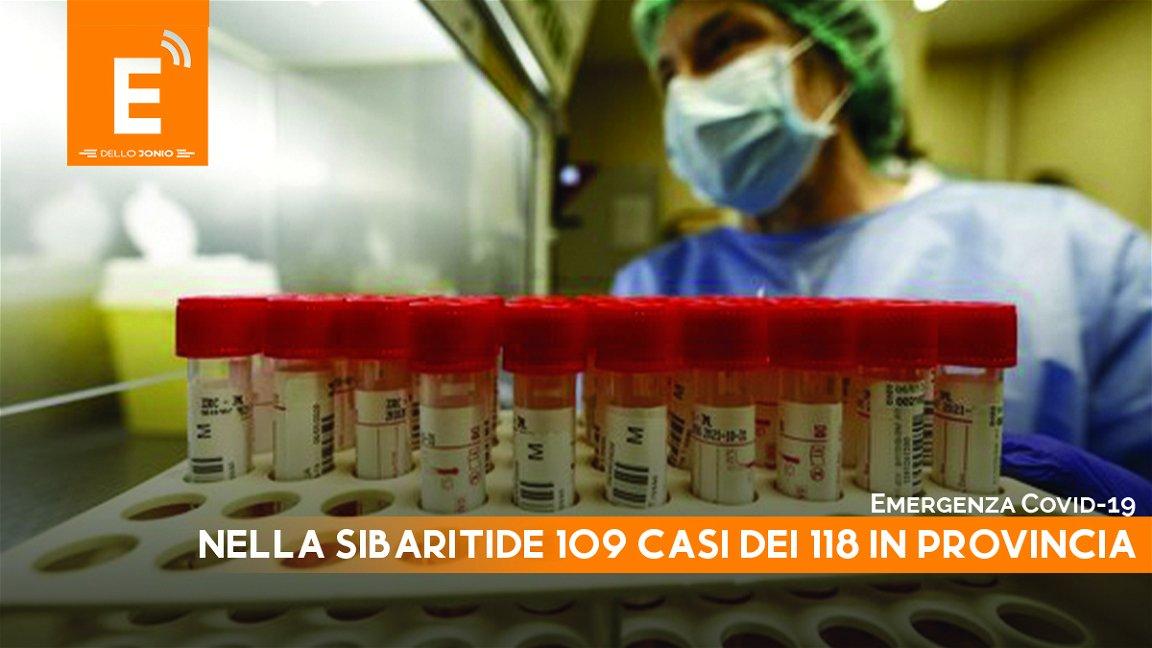 Non è ancora finita: a Corigliano-Rossano 70 casi Covid in 24 ore