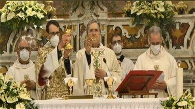 Cassano, Giovazzino ordinato diacono. Il Vescovo: «Ringraziamo Dio per il dono delle vocazioni»