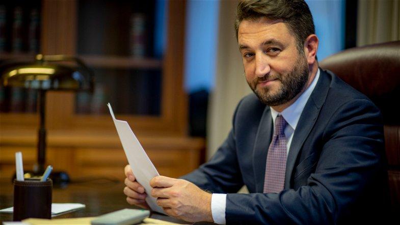 Il sottosegretario Giancarlo Cancelleri in visita a Corigliano-Rossano
