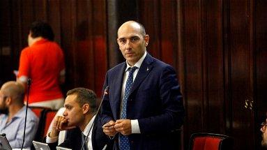 Tappa in Calabria del viceministro alle infrastrutture e mobilità sostenibili Alessandro Morelli