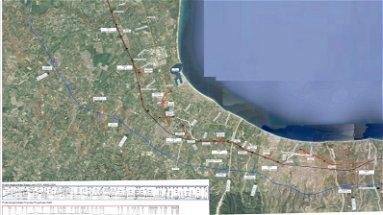 Una strada a 4 corsie per togliere Corigliano-Rossano dall'isolamento - LA MAPPA