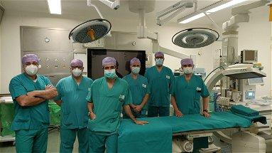 Antonio, da Saracena a Parma, nell'equipe medica che ha eseguito l'intervento al cuore più delicato al mondo