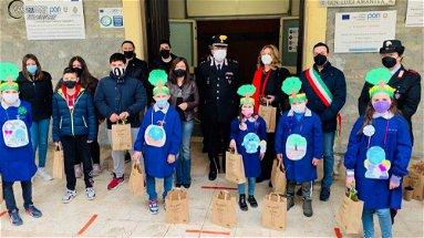 Partito il progetto nazionale di educazione ambientale promosso dai Carabinieri