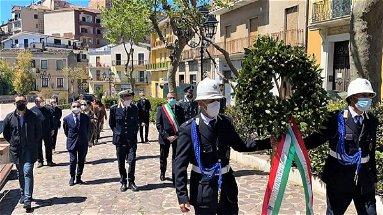Cassano celebra la festa della Liberazione anche in streaming