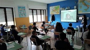 """Il Wwf Calabria Citra incontra la """"classe panda"""" dell'IC di Cariati nella giornata della Terra"""