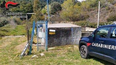 Controlli ambientali nell'alto Jonio cosentino: diversi sequestri da parte dei Carabinieri Forestale