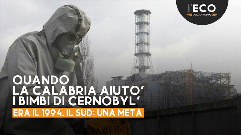 Dopo il disastro Černobyl' Rossano accolse i bimbi bielorussi malati di leucemia