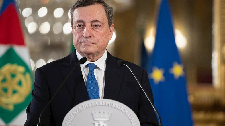 Primo consiglio dei ministri dell'era Draghi: «Neanche un centesimo per la statale 106»