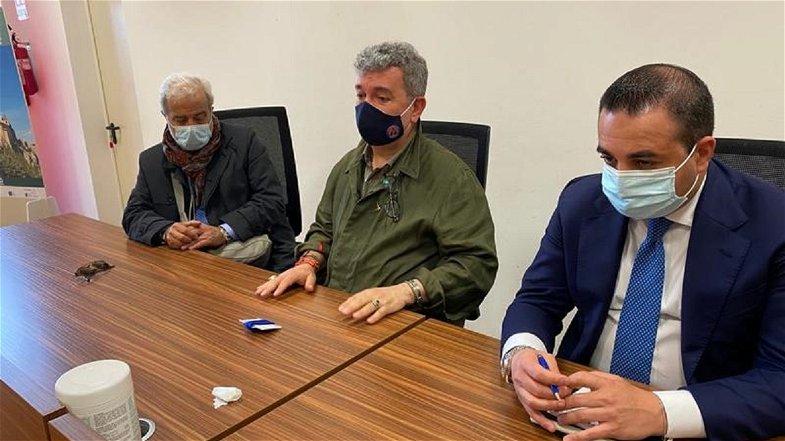 Vertice in Regione sul terzo settore, Spirlì: «Interverremo a favore dei servizi psichiatrici»