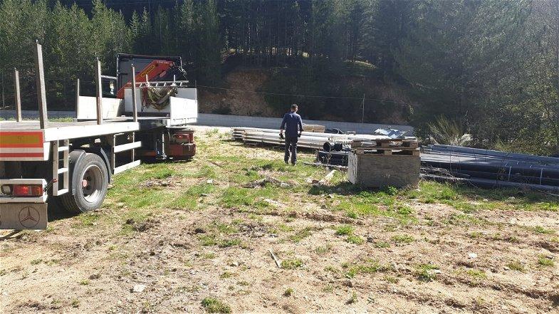 Lorica, Fisi Cal accusa lo smantellamento per la realizzazione dell'impianto di innevamento artificiale