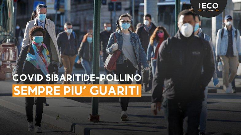 Covid, nella Sibaritide-Pollino 49 nuovi casi. In calo il tasso dei tamponi positivi (11,2%)