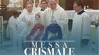 Martedì 11 Messa Crismale a Rossano, Satriano saluterà la diocesi