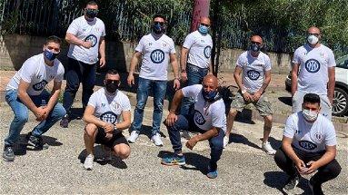 L'Inter Club Mirto Crosia dimostra l'amore verso i colori nerazzurri rispettando le regole e il fair play