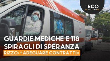 Guardia medica e 118, è giunto il momento di restituire dignità ai medici