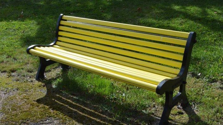 Futuro Adesso, a Trebisacce e Castrovillari una panchina gialla per Giulio Regeni