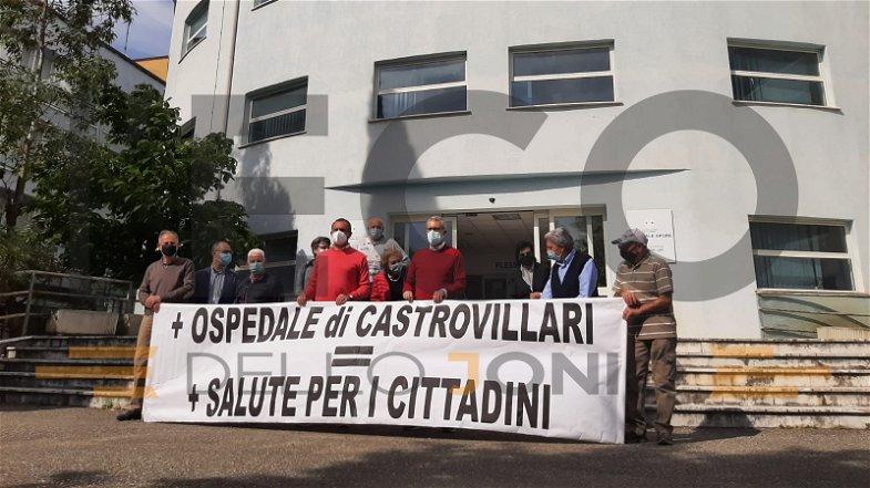 De Magistris a Castrovillari per inaugurare la sede del cambiamento - VIDEO
