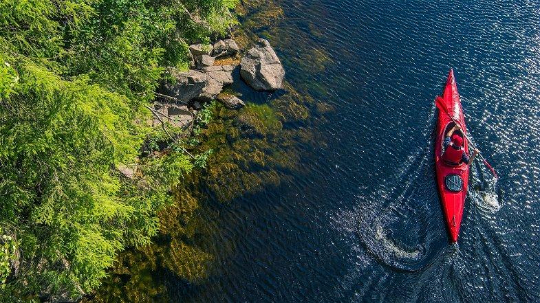 Mormanno, il lago Pantano ospiterà una gara regionale di Canoa Kayak