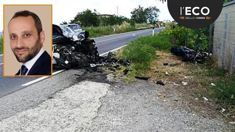 La Procura di Castrovillari chiede il processo per l'automobilista che causò la morte di Giacomo Capalbo