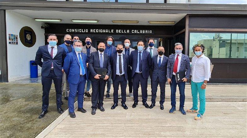 Calabria, le sigle sindacali del Comparto Sicurezza e Difesa non partecipano alla commissione