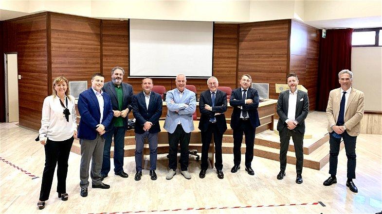 Unioncamere Calabria: incontro con Prete il candidato alla carica di presidente nazionale