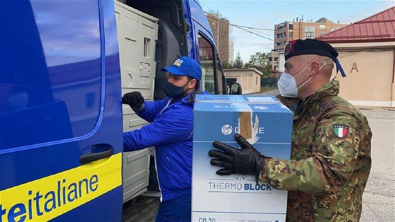 Domani arriveranno in Calabria altre 10mila dosi di vaccini anti-covid