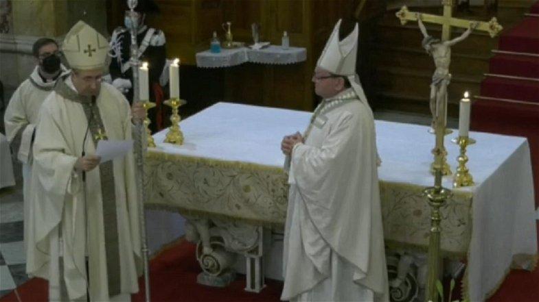 Inizio del Ministero Pastorale di Monsignor Maurizio Aloise, ecco l'omelia