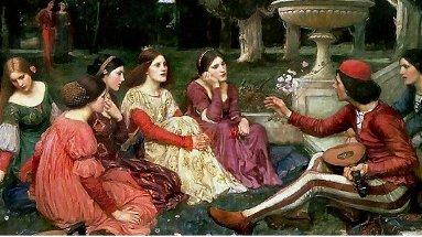 La Città dei giovani e delle donne riletta attraverso Boccaccio