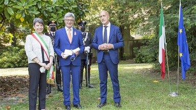 Espedito Rapani, di origini rossanesi, diventa Cavaliere Ufficiale al Merito della Repubblica Italiana