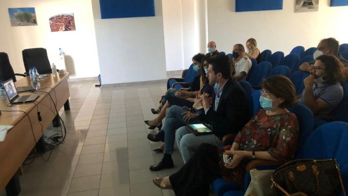 Porto di Corigliano-Rossano, Abate (Senato): «La costruzione della banchina crocieristica è realtà»