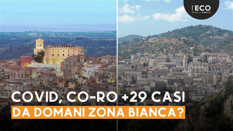 Covid, a Corigliano-Rossano oggi 29 nuovi casi (45 in una settimana)