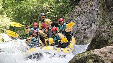 Lao rafting: outdoor experience sul Pollino