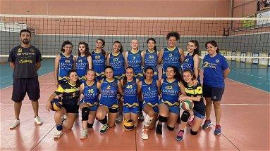 Perla di Calabria trionfa con le ragazze dell'under 15