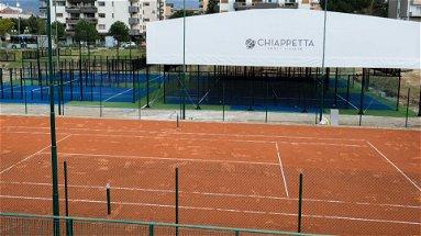 """Tennis, con il """"Chiappetta Sport Village"""" la Calabria diventa sede di eventi sportivi nazionali"""