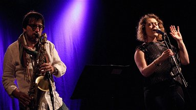 A Co-Ro sarà una domenica jazz con Alberto La Neve e Fabiana Dota