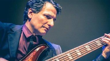 """""""Peperoncino Jazz Festival"""", domani farà tappa a Co-Ro con un ospite speciale: John Patitucci"""