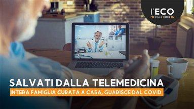 «Vi racconto come la telemedicina ha salvato mio padre dal Covid»