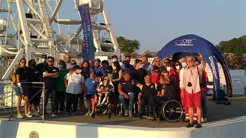 «Lo sport come opportunità per superare i limiti che la disabilità impone»