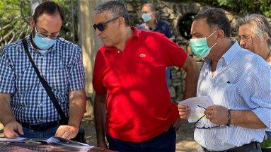 Cassano, messa in sicurezza delle strade di Monte Fiego e della discarica di contrada Silva