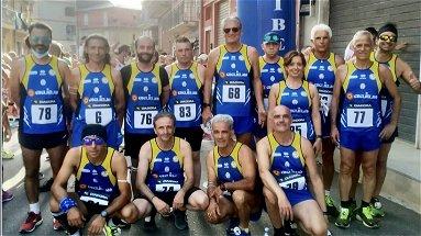 LaCorriCastrovillarisi classifica terza alla seconda gara delCampionatoregionale