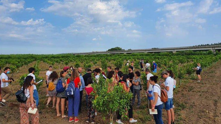Presenti 15 universitari calabresi al Rural Camp, l'innovativo progetto che mira alla sostenibilità ambientale