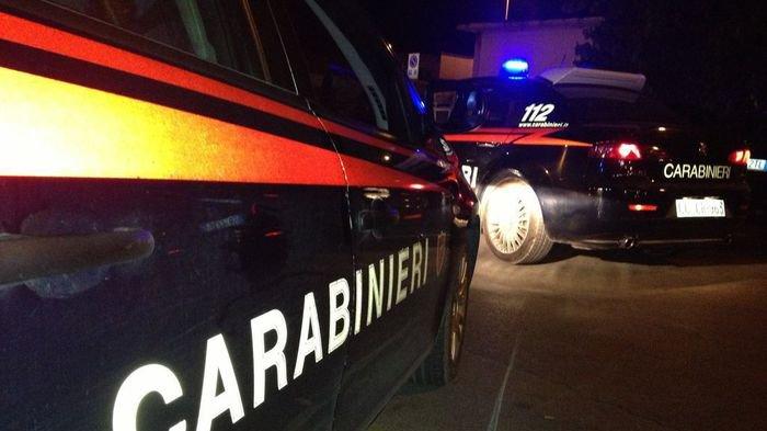 Escalation criminale a Rossano, blitz dei carabinieri all'alba: due arresti